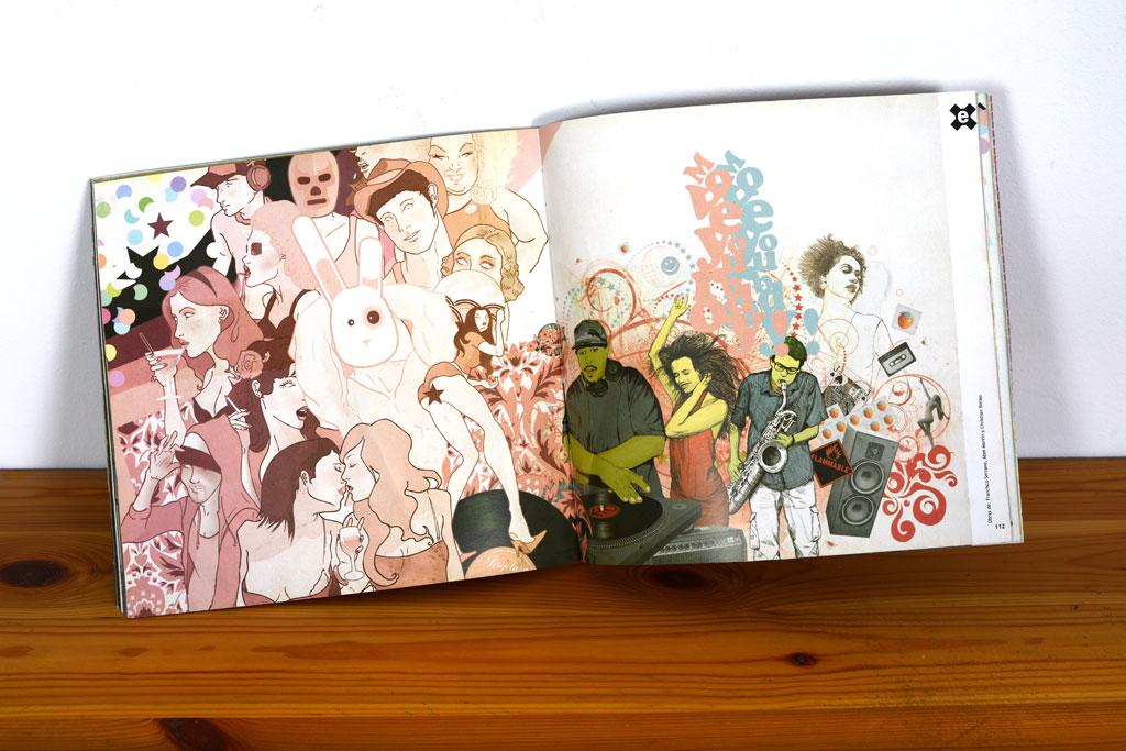"""Belio Magazine """"Party"""""""