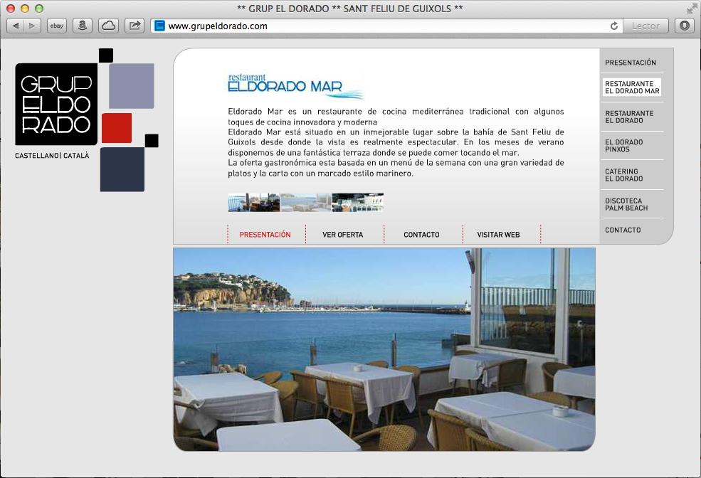 El Dorado Mar - Restaurante