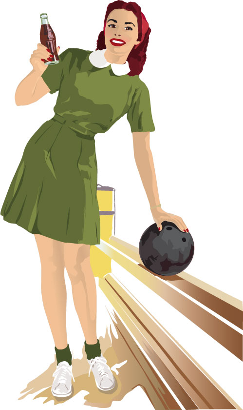CCBowling_girl