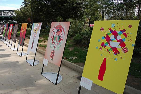 Exposición Londres RMX project