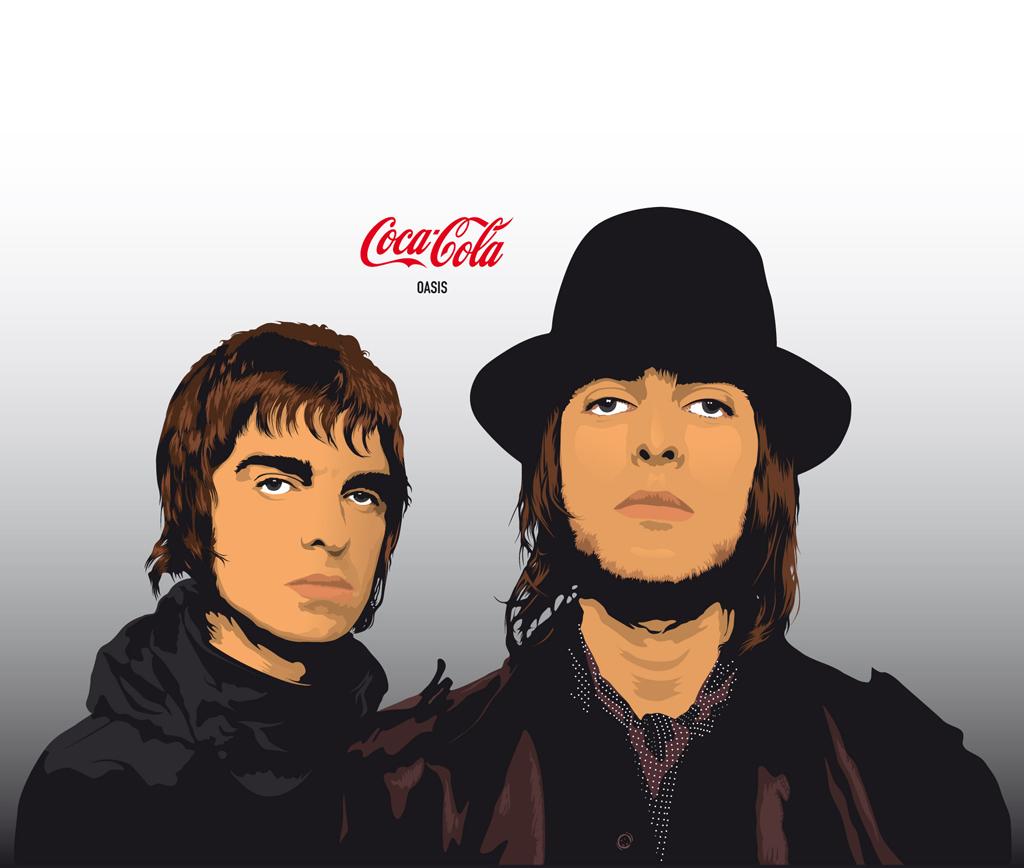 Coca-Cola - Oasis