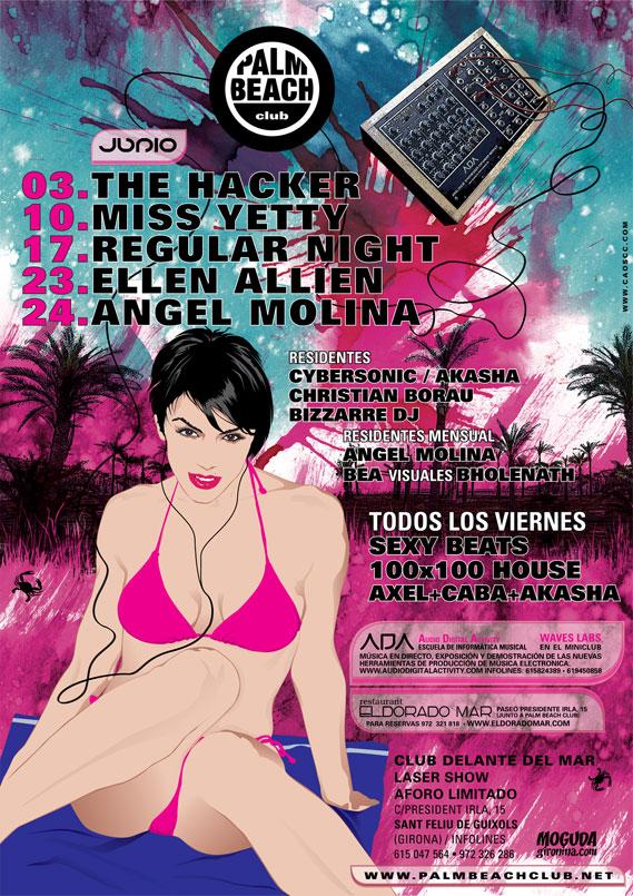Palm Beach - Poster - Junio