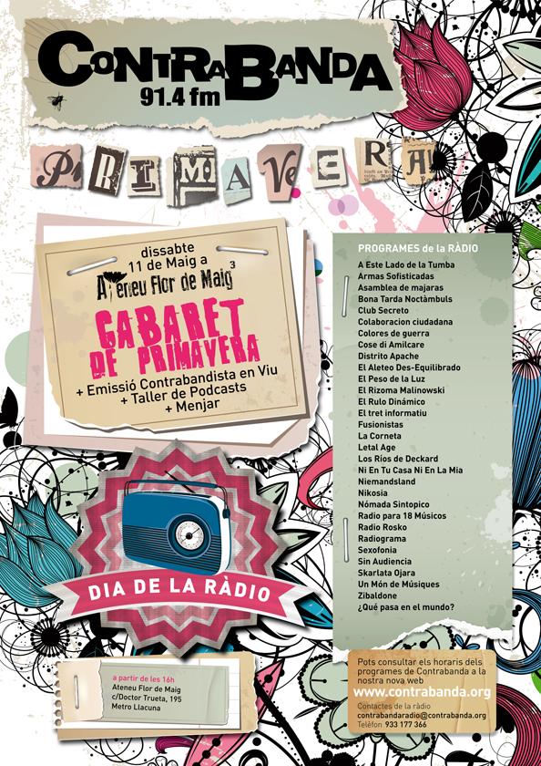 Contrabanda FM -  Poster