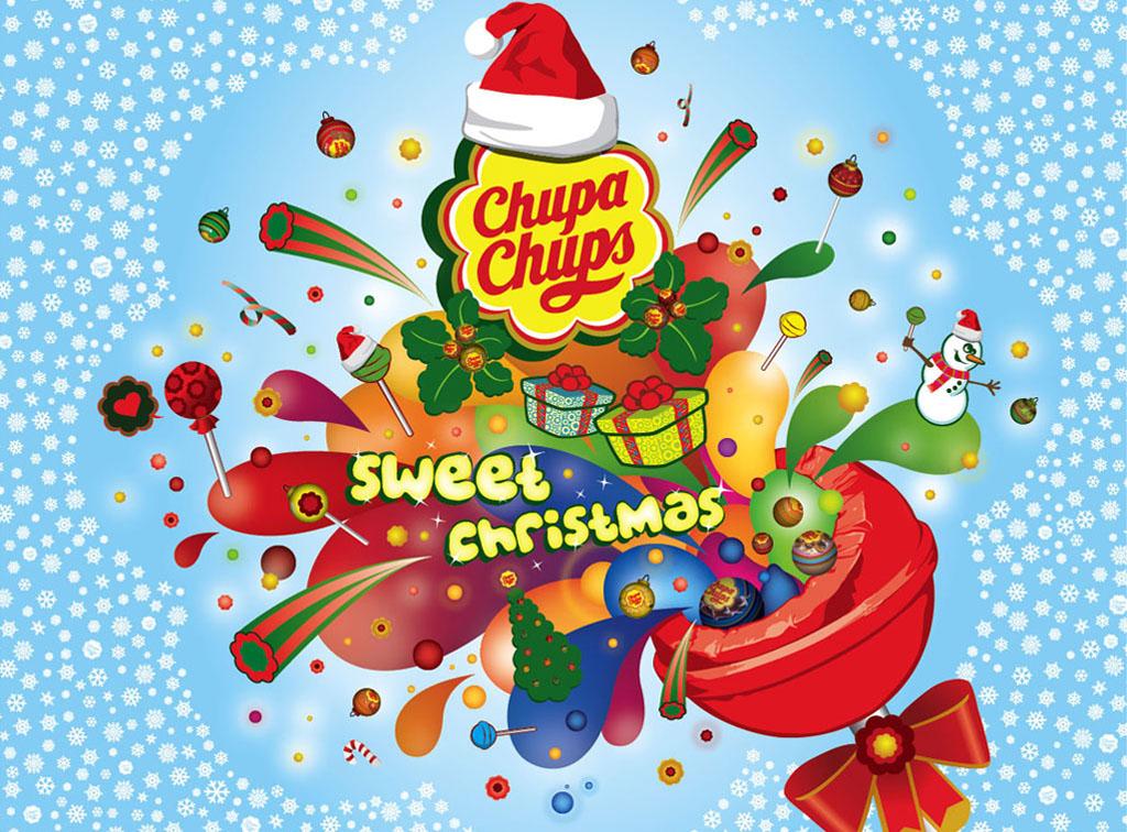 Chupa Chups - Navidad