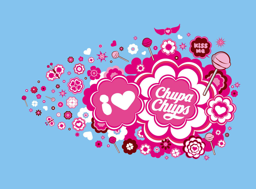 Chupa Chups - San Valentin